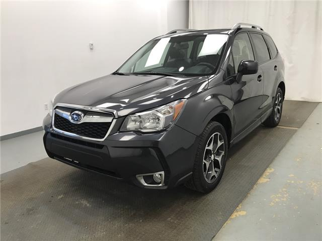 2016 Subaru Forester 2.0XT Touring JF2SJHDC1GH404804 161153 in Lethbridge