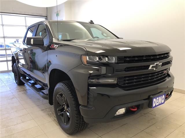 2020 Chevrolet Silverado 1500 LT Trail Boss (Stk: 0735) in Sudbury - Image 1 of 15