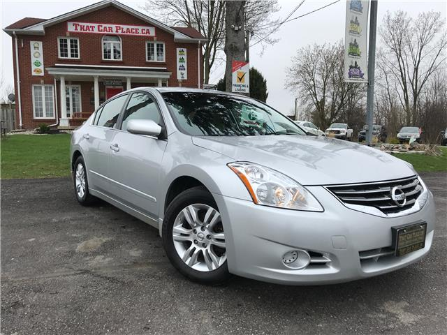 2012 Nissan Altima 2.5 S (Stk: 5475) in London - Image 1 of 20