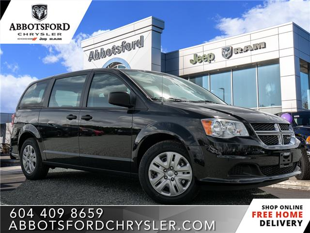2019 Dodge Grand Caravan 29E Canada Value Package (Stk: K806518) in Abbotsford - Image 1 of 26