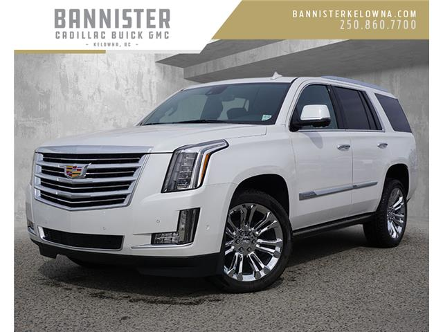2020 Cadillac Escalade Platinum (Stk: 20-423) in Kelowna - Image 1 of 11