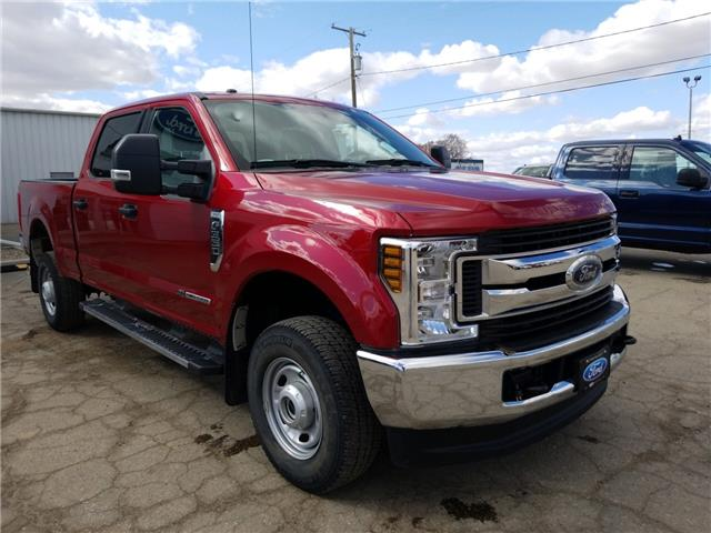 2018 Ford F-350 XLT 1FT8W3BT1JEB01076 20156A in Wilkie