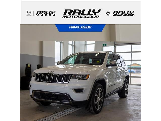 2019 Jeep Grand Cherokee Limited (Stk: V1133) in Prince Albert - Image 1 of 16