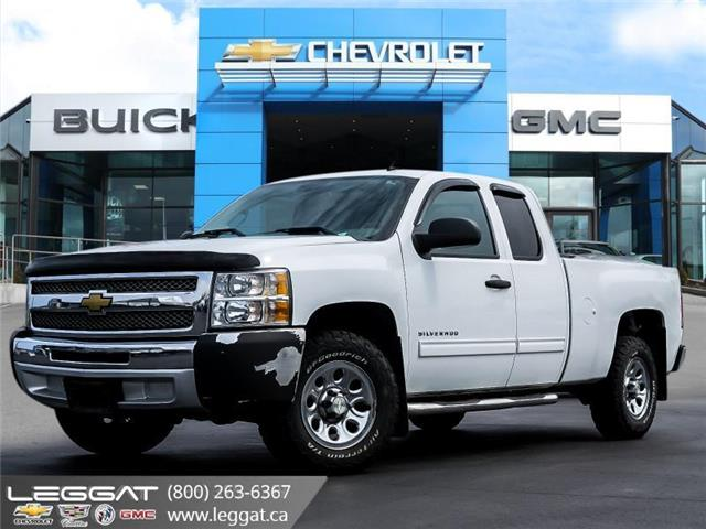 2012 Chevrolet Silverado 1500 LS (Stk: 6053M) in Burlington - Image 1 of 20