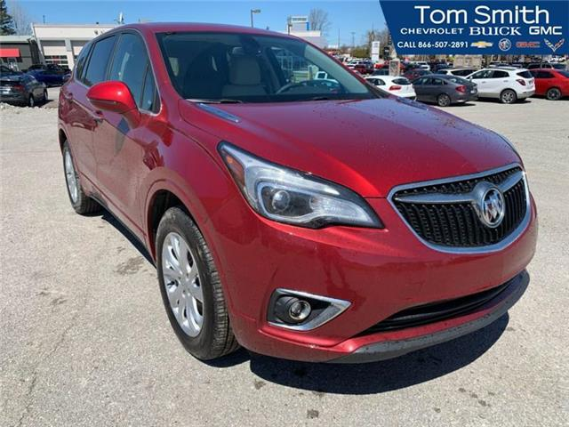 2020 Buick Envision Preferred (Stk: 200325) in Midland - Image 1 of 10