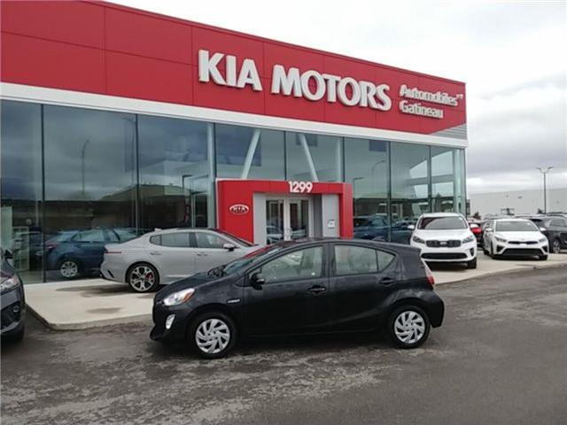 2015 Toyota Prius C  (Stk: P2348A) in Gatineau - Image 1 of 20