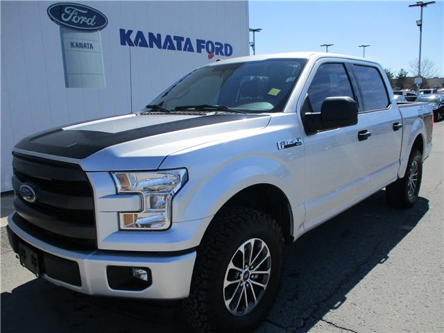 2017 Ford F-150 XLT (Stk: 18-18311) in Kanata - Image 1 of 17