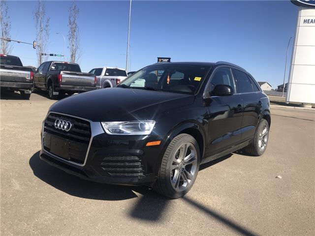 2018 Audi Q3 2.0T Progressiv (Stk: 9EX026B) in Ft. Saskatchewan - Image 1 of 24