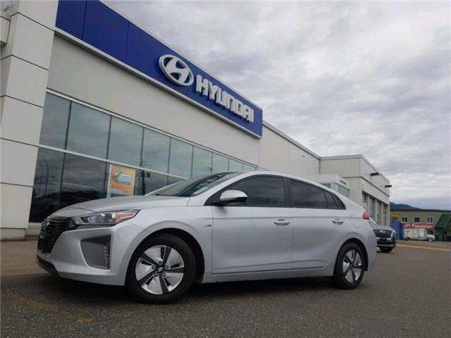 2018 Hyundai Ioniq Hybrid SE (Stk: HA5-0149A) in Chilliwack - Image 1 of 6