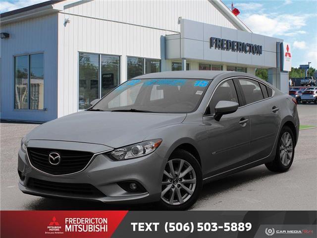 2015 Mazda MAZDA6 GS JM1GJ1V56F1184403 191242A in Fredericton
