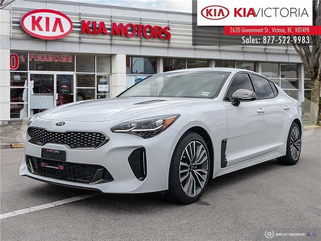 2019 Kia Stinger GT-Line (Stk: A1648) in Victoria - Image 1 of 26