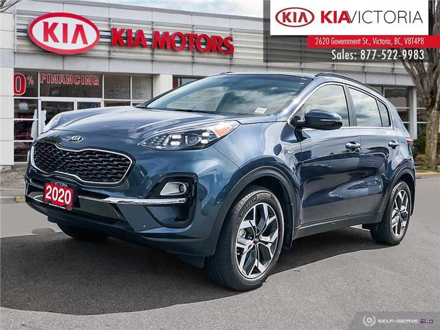 2020 Kia Sportage EX Tech (Stk: SP20-004) in Victoria - Image 1 of 26