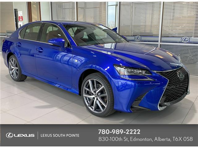 2020 Lexus GS 350 Base (Stk: LL00539) in Edmonton - Image 1 of 18
