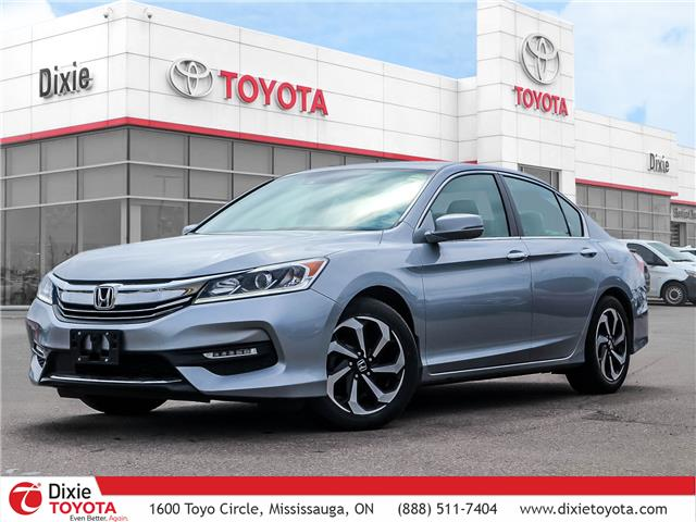 2017 Honda Accord SE (Stk: D201222A) in Mississauga - Image 1 of 25