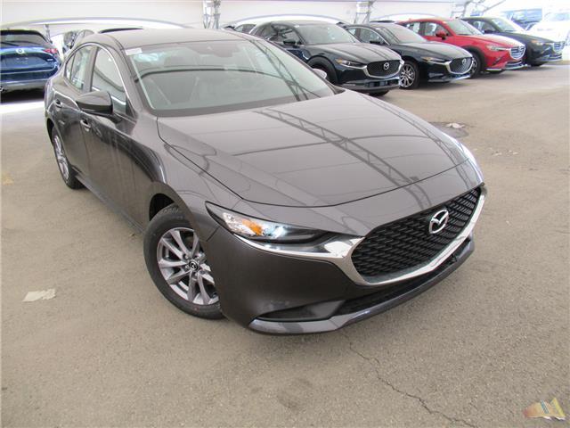 2020 Mazda Mazda3 GX (Stk: M2688) in Calgary - Image 1 of 2