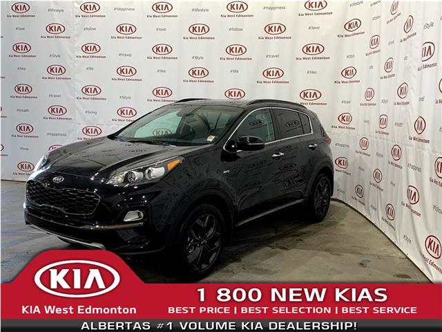 2020 Kia Sportage EX Premium S (Stk: 22346) in Edmonton - Image 1 of 32