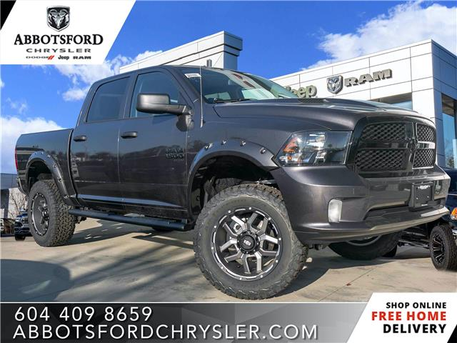 2019 RAM 1500 Classic ST (Stk: K719178) in Abbotsford - Image 1 of 24