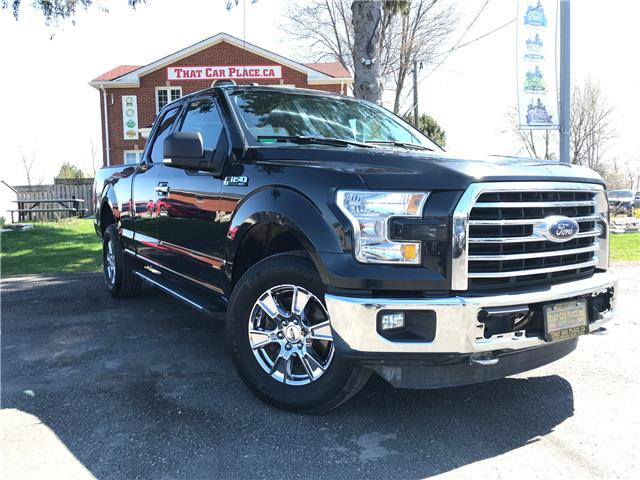 2015 Ford F-150 XLT (Stk: 5452) in London - Image 1 of 26