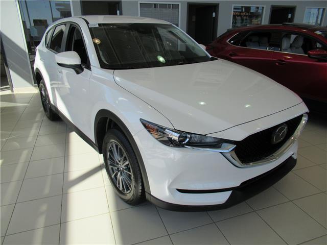 2020 Mazda CX-5 GS (Stk: M2602) in Calgary - Image 1 of 5