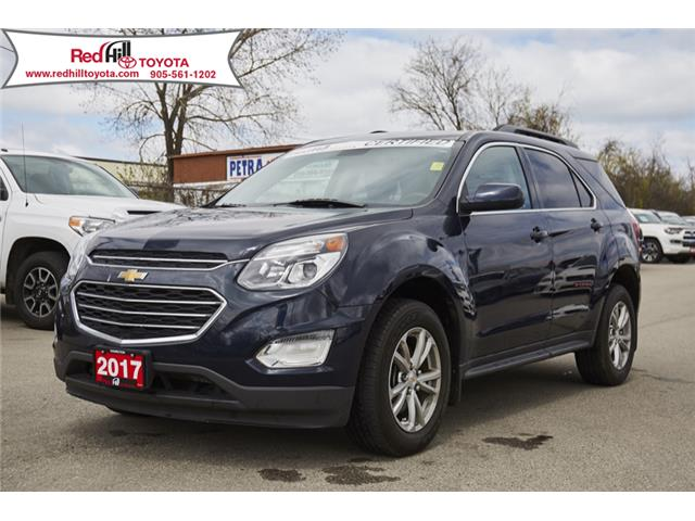 2017 Chevrolet Equinox LT (Stk: 85631) in Hamilton - Image 1 of 20