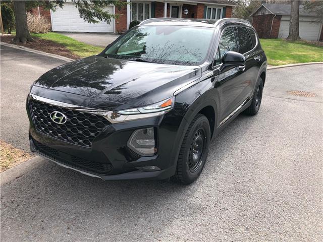 2019 Hyundai Santa Fe ESSENTIAL (Stk: ) in Ottawa - Image 1 of 10