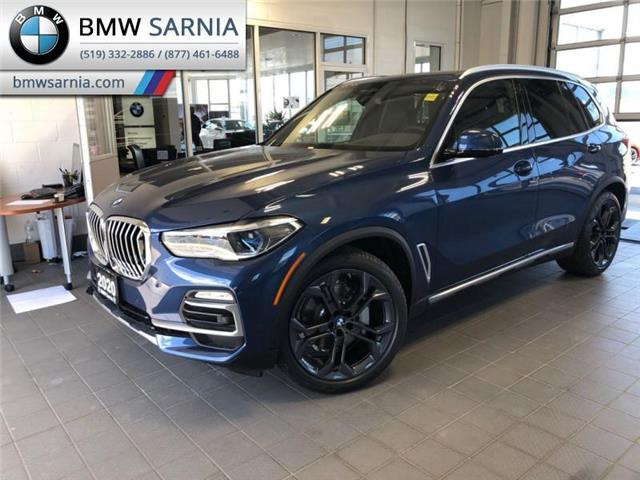 2020 BMW X5 xDrive40i (Stk: BF2038) in Sarnia - Image 1 of 19