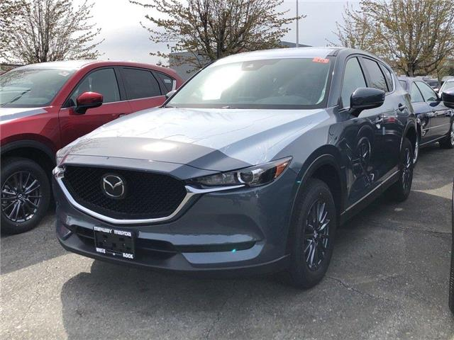 2020 Mazda CX-5 GS (Stk: 818295) in Surrey - Image 1 of 5