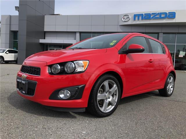 2016 Chevrolet Sonic LT Auto (Stk: P4206) in Surrey - Image 1 of 15