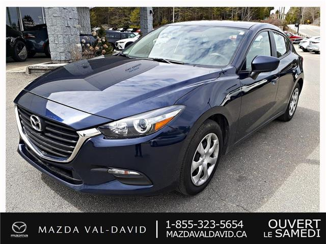 2017 Mazda Mazda3 Sport GX (Stk: B1775) in Val-David - Image 1 of 22