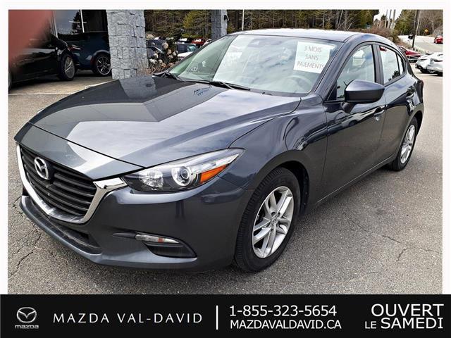 2018 Mazda Mazda3 Sport GX (Stk: 18014) in Val-David - Image 1 of 23