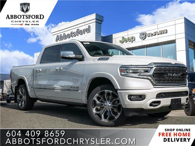 2020 RAM 1500 Limited (Stk: L113496) in Abbotsford - Image 1 of 27