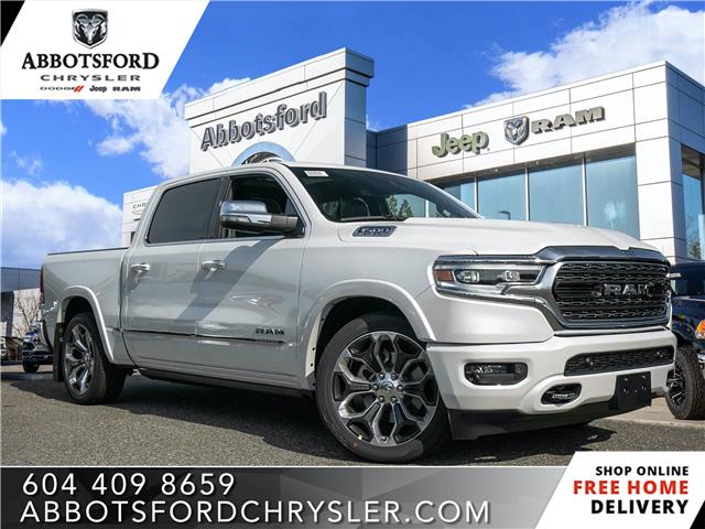 2020 RAM 1500 Limited (Stk: L113495) in Abbotsford - Image 1 of 26