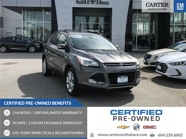 2013 Ford Escape SEL (Stk: D76702) in North Vancouver - Image 1 of 27
