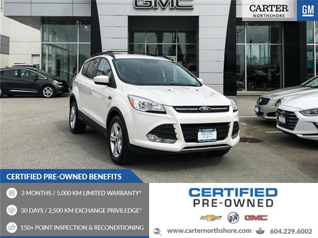 2015 Ford Escape SE (Stk: D28601) in North Vancouver - Image 1 of 28