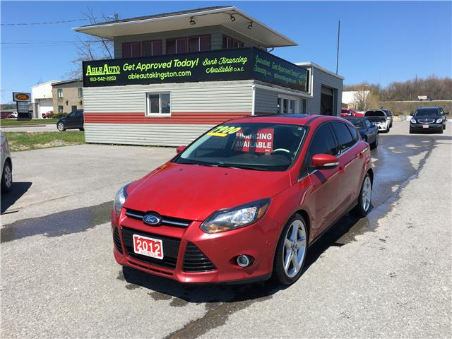 2012 Ford Focus Titanium (Stk: 2654) in Kingston - Image 1 of 16