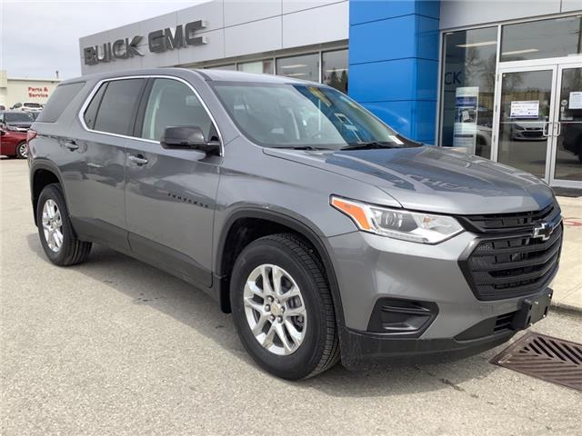 2020 Chevrolet Traverse LS (Stk: 20-677) in Listowel - Image 1 of 12