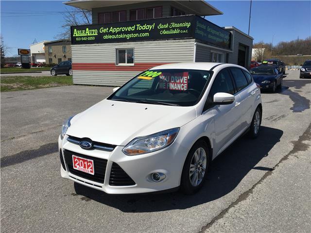 2012 Ford Focus SEL (Stk: 2655) in Kingston - Image 1 of 12