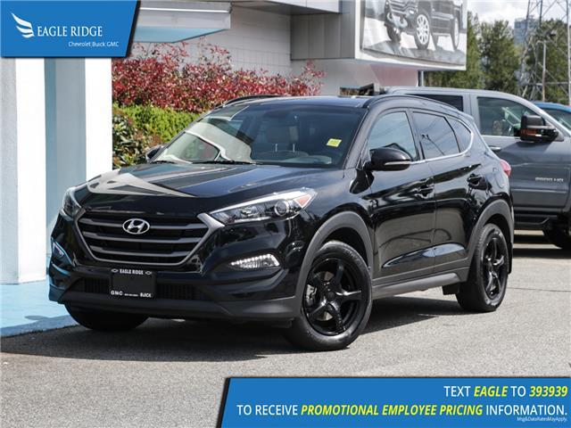 2016 Hyundai Tucson Premium (Stk: 169971) in Coquitlam - Image 1 of 16