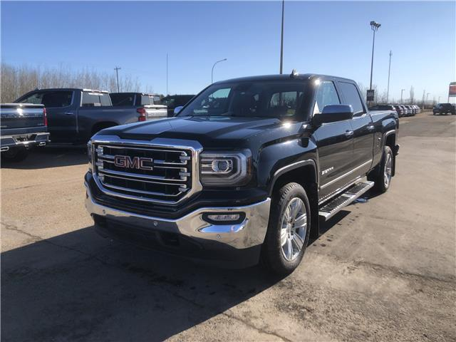 2017 GMC Sierra 1500 SLT (Stk: T8242A) in Athabasca - Image 1 of 27