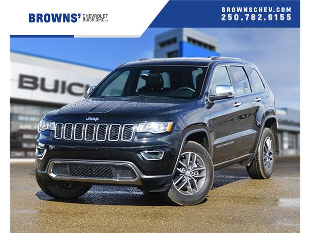 2018 Jeep Grand Cherokee Limited (Stk: 4419A) in Dawson Creek - Image 1 of 16