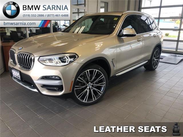2020 BMW X3 xDrive30i (Stk: BF2036) in Sarnia - Image 1 of 20