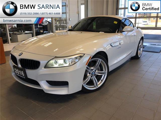 2016 BMW Z4 sDrive28i (Stk: BU714) in Sarnia - Image 1 of 20