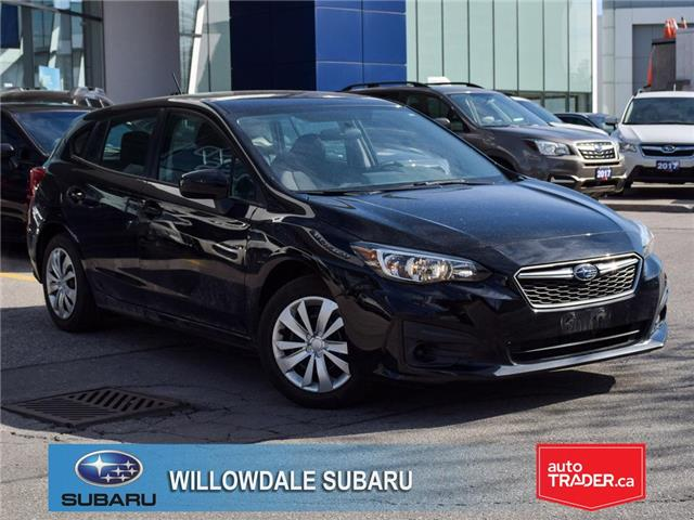 2017 Subaru Impreza 5dr HB CVT Convenience >No accident+Low mileage< (Stk: P3154) in Toronto - Image 1 of 26