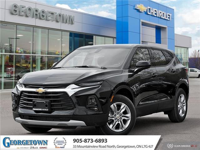 2020 Chevrolet Blazer LT (Stk: 31620) in Georgetown - Image 1 of 27