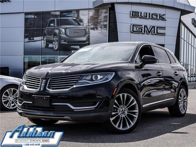 2017 Lincoln MKX Reserve (Stk: UL31764) in Mississauga - Image 1 of 30