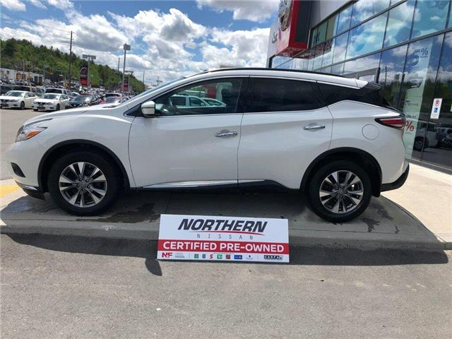 2016 Nissan Murano SV (Stk: 10907A) in Sudbury - Image 1 of 14