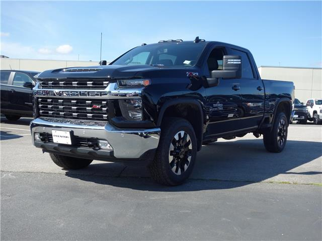 2020 Chevrolet Silverado 3500HD LT (Stk: 0207220) in Langley City - Image 1 of 6