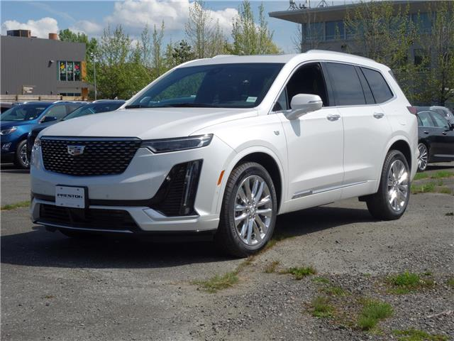 2020 Cadillac XT6 Premium Luxury (Stk: 0207710) in Langley City - Image 1 of 6