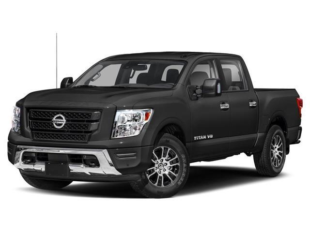 2020 Nissan Titan SV (Stk: 11422) in Sudbury - Image 1 of 9