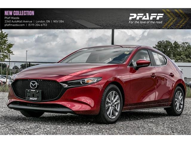 2019 Mazda Mazda3 Sport GS (Stk: LM9302) in London - Image 1 of 10